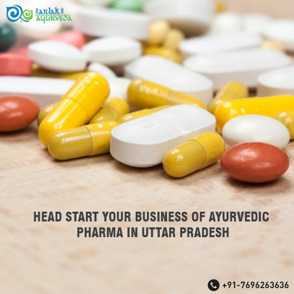 Head Start Your Business of Ayurvedic Pharma in Uttar Pradesh